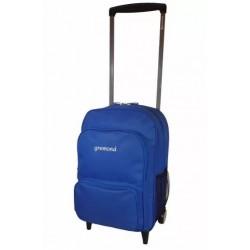 Mochila Azul Escolar Con Carro 23 Litros- Gremond -